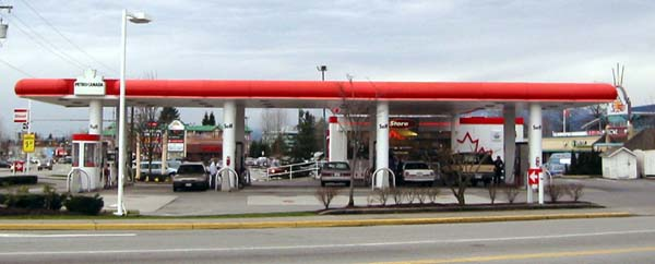 Save On Foods And Petro Canada
